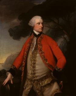 James Murray. Premier gouverneur britannique de Québec.