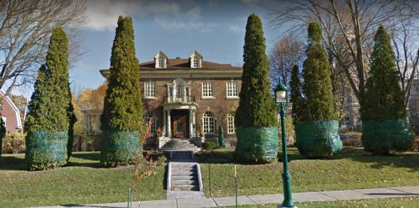 Maison Canac-Marquis. Google Street